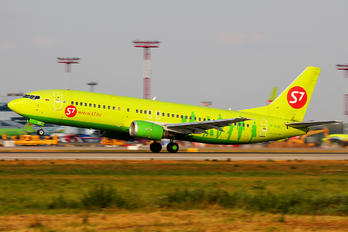 VP-BQG - S7 Airlines Boeing 737-400