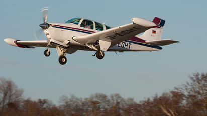 D-EGHT - Private Beechcraft 33 Debonair / Bonanza