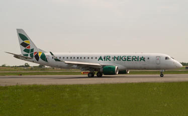 5N-VNI - Air Nigeria Embraer ERJ-190 (190-100)