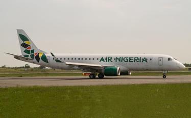 5N-VNI - Air Nigeria Embraer ERJ-190 (190-100)