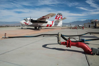 N435DF - California - Dept. of Forestry & Fire Protection Grumman S-2F3AT Turbo Tracker (G-121)