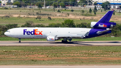 N625FE - FedEx Federal Express McDonnell Douglas MD-11F
