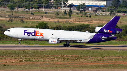 N605FE - FedEx Federal Express McDonnell Douglas MD-11F