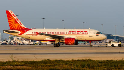 VT-SCN - Air India Airbus A319