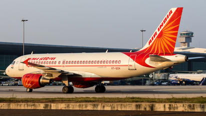 VT-SCH - Air India Airbus A319