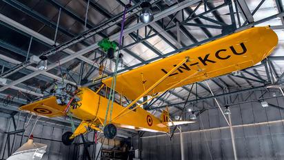 LN-KCU - Private Piper PA-18 Super Cub