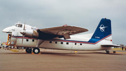 C-FDFC - Trans Provincial Airlines Bristol 170 Freighter