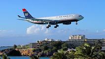 N288AY - US Airways Airbus A330-200 aircraft