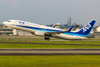 JA76AN - ANA - All Nippon Airways Boeing 737-800