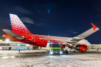 VP-BIS - Rossiya Airbus A319