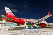 VP-BIS - Rossiya Airbus A319 aircraft