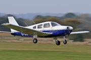 G-BOKX - Private Piper PA-28 Warrior aircraft