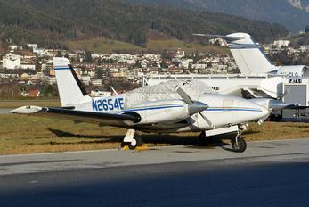 N2654E - Private Piper PA-30 Twin Comanche