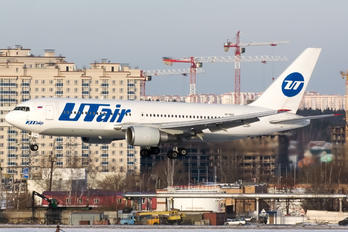 VP-BAG - UTair Boeing 767-200ER