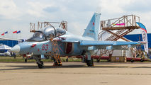 RF-81663 - Russia - Air Force Yakovlev Yak-130 aircraft