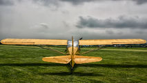 G-AHAO - Private Auster J1 Kingsland aircraft