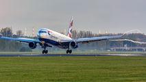 G-BZHB - British Airways Boeing 767-300 aircraft