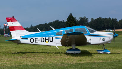 OE-DHU - Private Piper PA-28 Cherokee