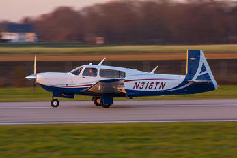 N316TN - Private Mooney M20TN Acclaim