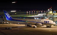 JA806A - ANA - All Nippon Airways Boeing 787-8 Dreamliner aircraft