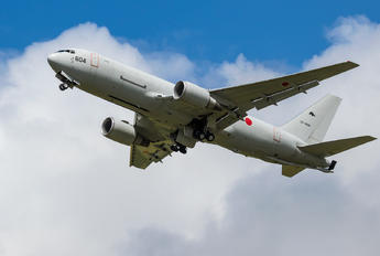 07-3604 - Japan - Air Self Defence Force Boeing KC-767J