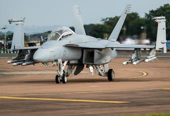 168930 - USA - Navy Boeing F/A-18F Super Hornet