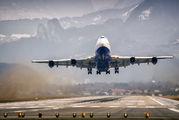 VP-BGY - Transaero Airlines Boeing 747-300 aircraft