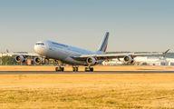 F-GLZI - Air France Airbus A340-300 aircraft