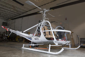 N94735 - Private Hiller Hiller UH-12D