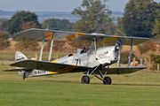G-ANMO - Aero Legends de Havilland DH. 82 Tiger Moth aircraft