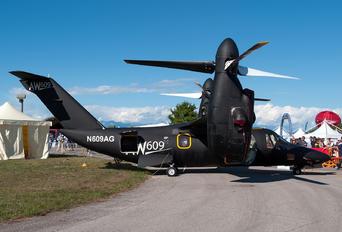 N609AG - Bell/Agusta Aerospace Leonardo- Finmeccanica AW-609