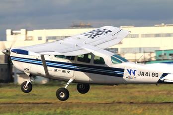 JA4199 - First Flying Cessna 206 Stationair (all models)