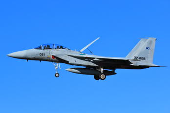 32-8081 - Japan - Air Self Defence Force Mitsubishi F-15DJ