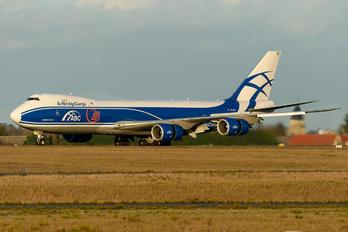 VQ-BGZ - Air Bridge Cargo Boeing 747-8F
