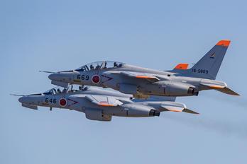 16-5669 - Japan - Air Self Defence Force Kawasaki T-4