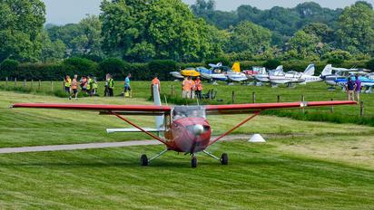EI-BPL - Private Cessna 172 RG Skyhawk / Cutlass