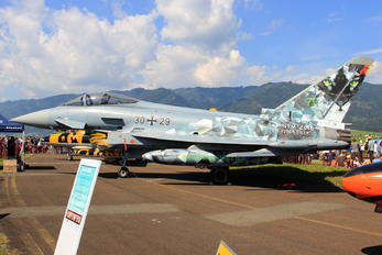 30+29 - Germany - Air Force Eurofighter Typhoon S