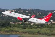 VQ-BRF - Royal Flight Boeing 737-800 aircraft