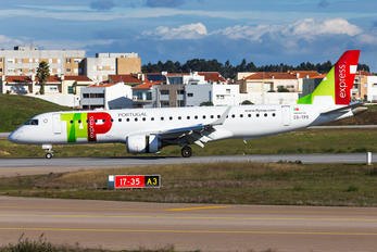 CS-TPS - TAP Express Embraer ERJ-190 (190-100)