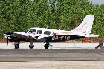 HA-FIB - Private Piper PA-34 Seneca