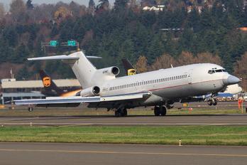 N289MT - Raytheon Flight Test Operations Boeing 727-200 (Adv)
