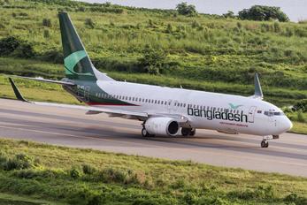 S2-AFL - Biman Bangladesh Boeing 737-800