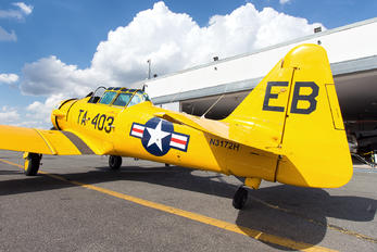 N3172H - Private North American T-6G Texan