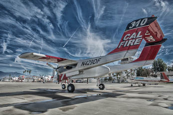 N429DF - California - Dept. of Forestry & Fire Protection North American OV-10 Bronco