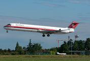 I-SMEM - Meridiana McDonnell Douglas MD-82 aircraft