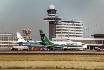 PH-TVH - Transavia Boeing 737-200