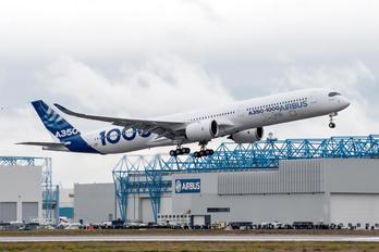 F-WMIL - Airbus Industrie Airbus A350-1000