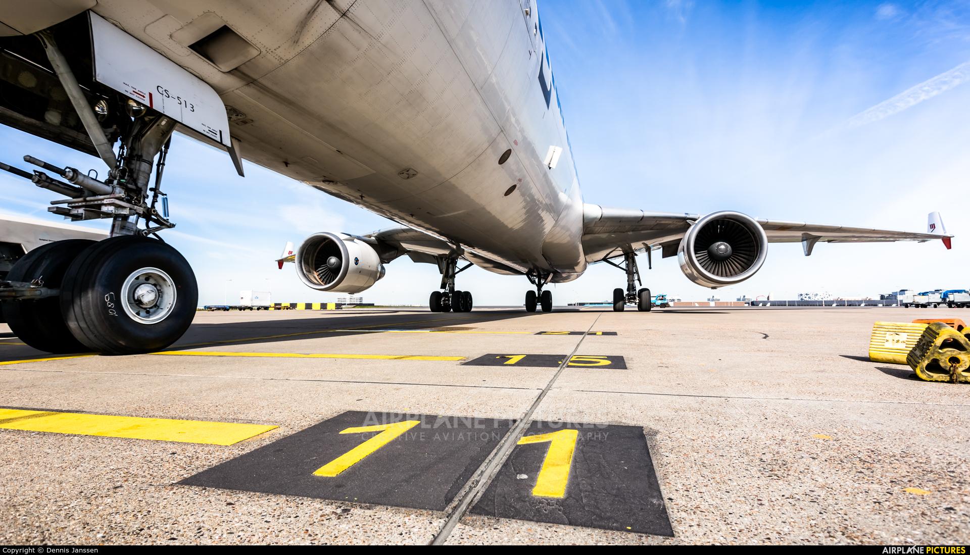 Martinair Cargo PH-MCS aircraft at Undisclosed location