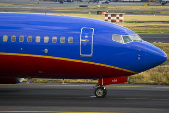 N466WN - Southwest Airlines Boeing 737-700