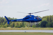 SP-SSN - Private Eurocopter AS355 Ecureuil 2 / Squirrel 2 aircraft